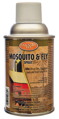 Country Vet Mosquito & Fly Spray, 6.9 oz