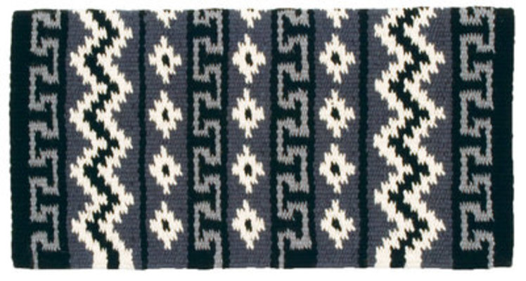 Inca Trail Saddle Blanket