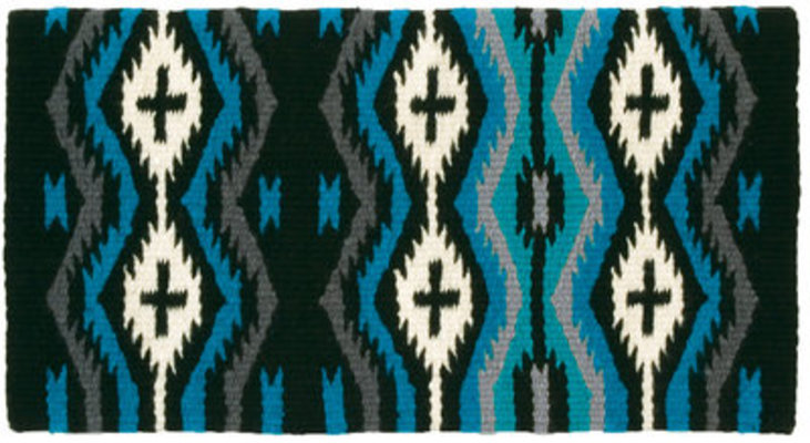 Las Cruces Saddle Blanket