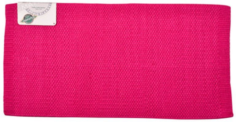 Mayatex San Juan Solid Kashmilon Saddle Blanket