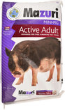 Mazuri Mini Pig, Active Adult,  25 lb