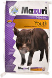 Mazuri Mini Pig, Youth, 25 lb