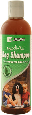Medi-Tar Dog Shampoo, 17 oz