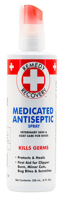 Remedy+Recovery Medicated Antiseptic Spray