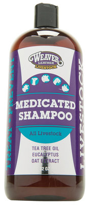 Medicated Shampoo for All Livestock