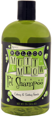 Mellow Mutt & Meow Anti-Microbial Pet Shampoo
