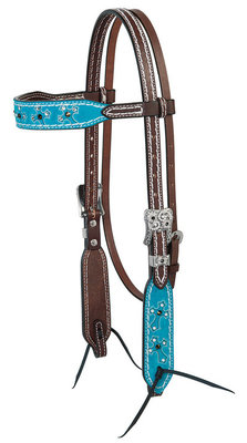 Memphis Collection Browband Headstall