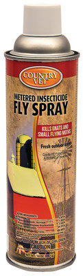 Country Vet Metered Fly Spray, 14 oz