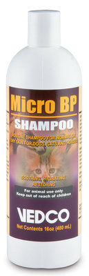 16 oz Micro BP Shampoo