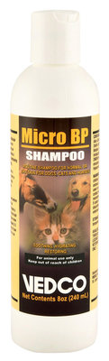 8 oz Micro BP Shampoo