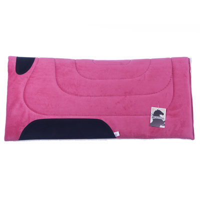 "Micro Suede Saddle Pad, 30"" x 32"""