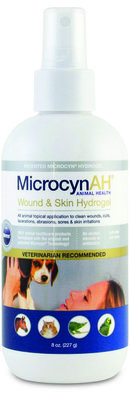 Microcyn AH Wound & Skin Care Hydrogel