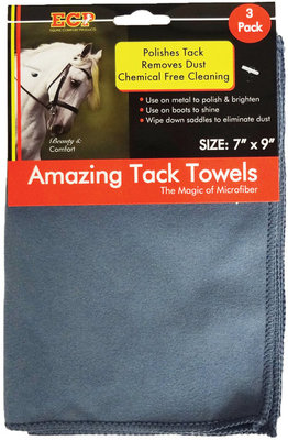Microfiber Tack Towels, 3 pack