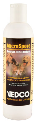 MicroSpore Leave-On Lotion, 8 oz