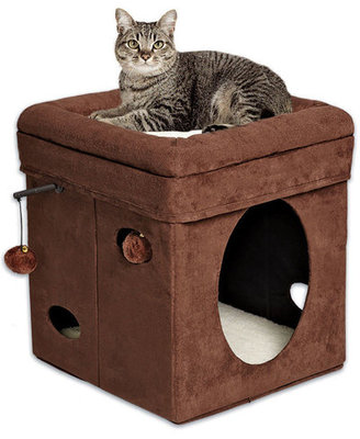 Midwest Homes for Pets' Curious Cat Cube