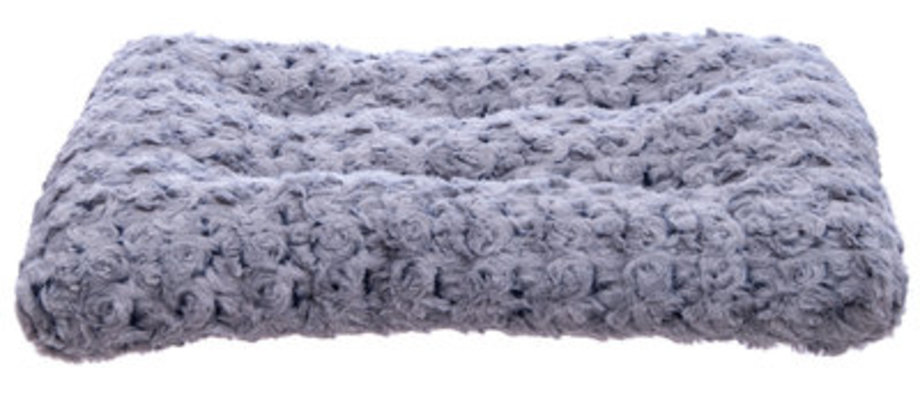 """48"""" Ombre Swirl Bed, Gray"""