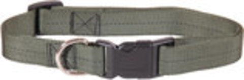 "Military Spec Dog Collars, (1""W x 12""-20""L)"