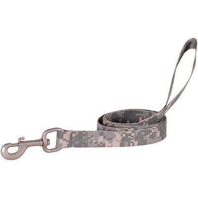 Military Spec Camo Print Leash