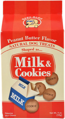 Milk and Cookies Dog Treats