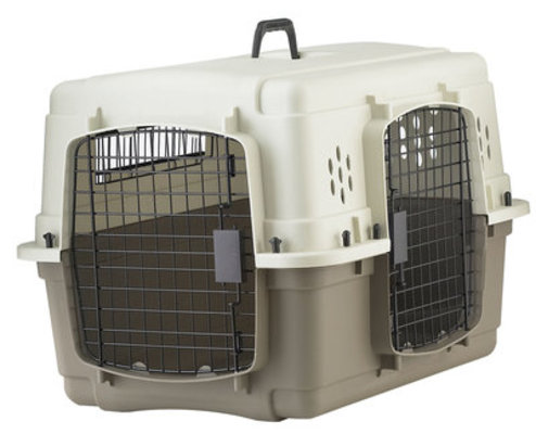 Small Pet Lodge 2 Door Carrier
