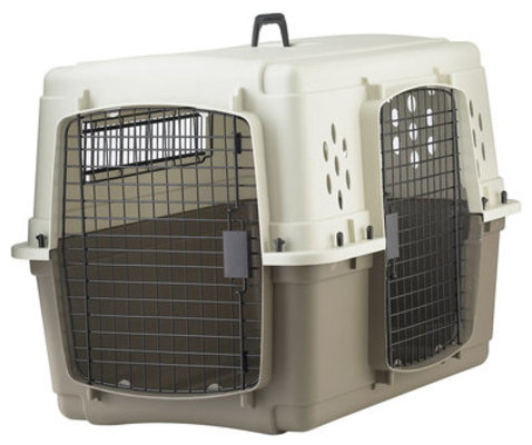 Medium Pet Lodge 2 Door Carrier