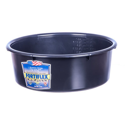 Fortiflex Mini Pan, Black