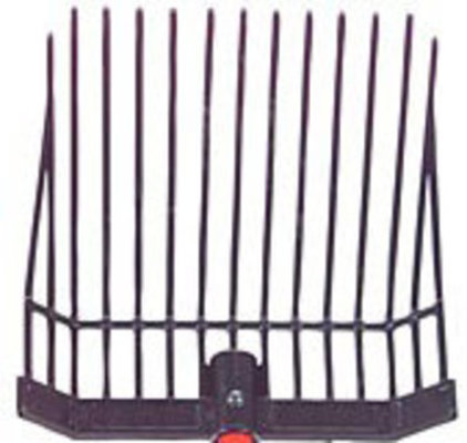 Jeffers 12 Tine Replacement Head for Mini-Fork