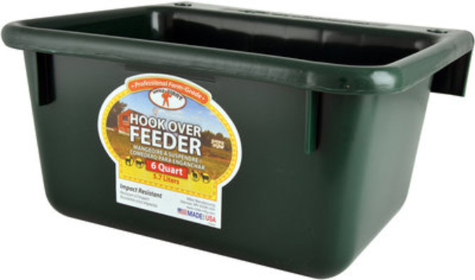 Little Giant Mini Feeder, 6 qt