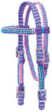 Miniature Braided Nylon Headstall