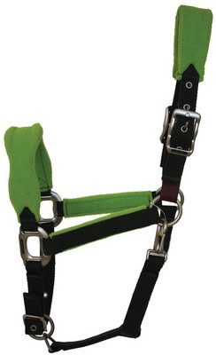 Mirage Padded Fleece Halter