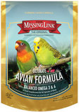 Missing Link Ultimate Avian Formula, 3.5 oz
