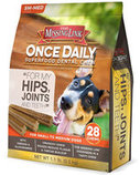 Missing Link Once Daily Superfood, Hip & Joint Dental Chews, 28 ct, Small/Medium