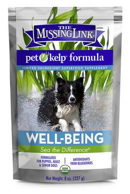 Missing Link Pet Kelp Well-Being Formula, 8 oz