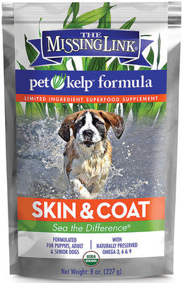 Missing Link Pet Kelp Skin & Coat Formula, 8 oz