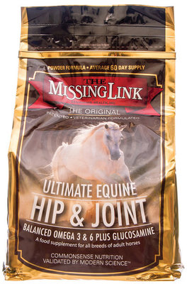 Missing Link Ultimate Equine Hip & Joint Formula, 5 lb