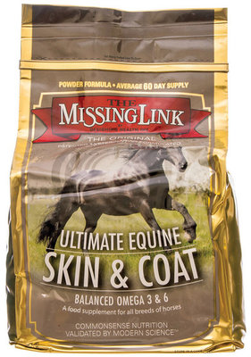 Missing Link Ultimate Equine Skin & Coat Formula, 5 lb