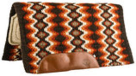 Mohair Saddle Pad