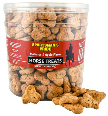 Molasses & Apple Horse Treats, 7.5 lb