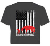 "Moss Brothers ""God's Country"" Shirt"