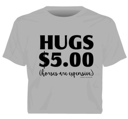 "Moss Brothers ""Hugs $5"" Shirt"