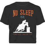 "Cowgirls Unlimited ""No Sleep"" T-Shirt"