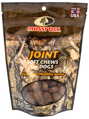 Mossy Oak Joint Soft Chews for Dogs, 30 count