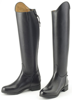 Mountain Horse Firenze Dress Boot, Black, Extra Wide