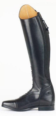 Mountain Horse Venezia Field Boot, Black, Slim/Tall