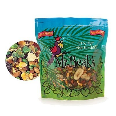 Mr. Beak's Premium Bird Treats, 1lb bag