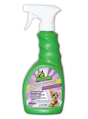 MrGreen Litter Box Deodorizer, 17 oz