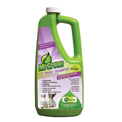 MrGreen Pet Wash & Shampoo, 34 oz