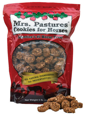 Mrs Pastures Horse Cookies Jeffers Pet