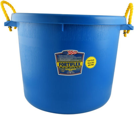 Fortiflex Muck Bucket (Colors)