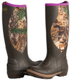 Muds Cold Front Realtree Camo High Boots, Women, Camo